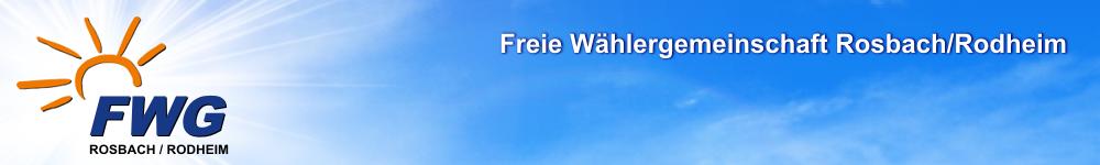 Freie Wählergemeinschaft Rosbach/Rodheim